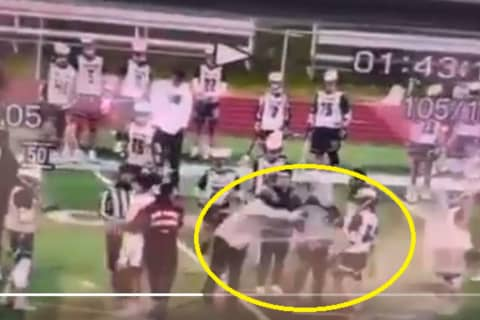 VIDEO: Don Bosco Lacrosse Coach Dismissed After Shoving St. Joe's Player To Ground