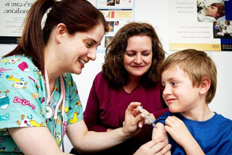 COVID-19: Drop In Child Vaccinations During Pandemic Sparks Concerns Over New Outbreaks