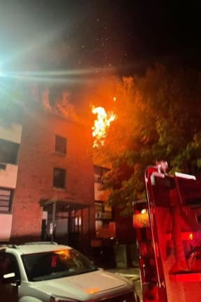 Woman Dies In CT Apartment Fire