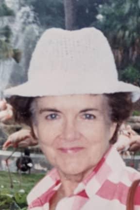 Mary Bendlin, 91, Nurse In Orange County