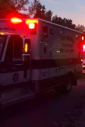 Pedestrian, 55, Struck, Critically Injured At NJ/NY Border