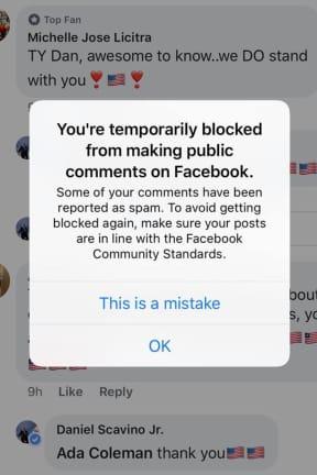 Trump, Social Media Advisor, Area Native Dan Scavino Cry Foul Over Temporary Facebook Block