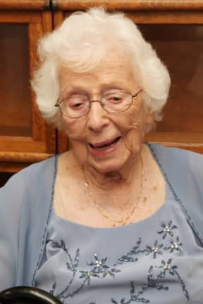 Former Middletown Mayor Gertrude Mokotoff Dies At 100
