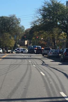Several Injured In Four-Vehicle Greenburgh Crash