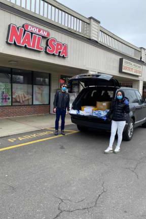 COVID-19: Nail Salon Shifts To Providing Medical Supplies In Fairfield County