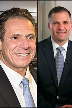 Corruption Scandal, Name-Calling Will Catch Up With Cuomo, GOP Rival Molinaro Says