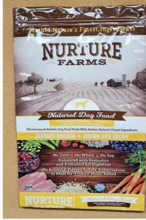 Eight Dog Food Products Recalled Due To Possible Elevated Levels Of Toxin
