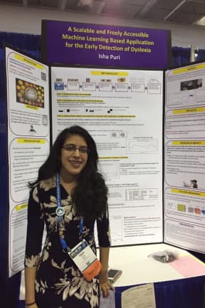Horace Greeley High School Senior Named National Finalist For Neuroscience Research Award