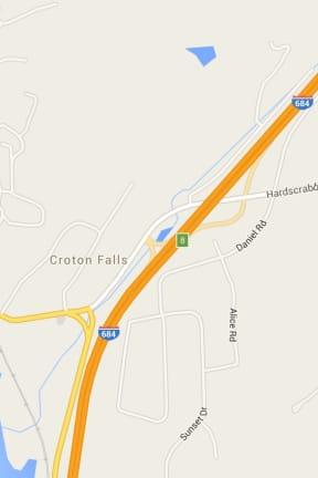 Crash Causes Delays On I-684