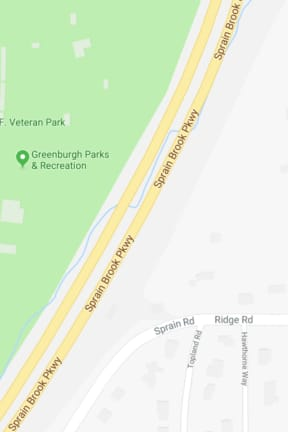 Two Seriously Injured As Crash Closes Sprain Brook Parkway In Westchester