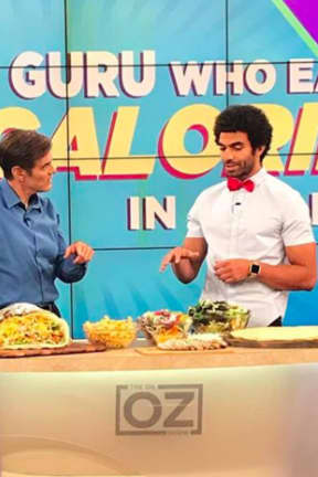 Dr. Oz Features Paramus Man Who Eats 4,000 Calories Per Meal