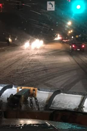Chaotic Commute: Storm's Strength Catches Motorists, Officials Off Guard