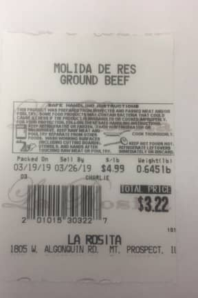 E. Coli Scare Leads To Recall Of Ground Beef Products