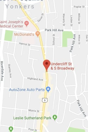 Motorcyclist Hospitalized After Crash At Busy Westchester Intersection