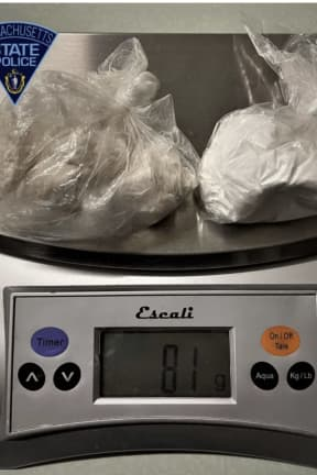 Nearly 80 Grams Of Crack, Cocaine Seized Following I-91 Chase