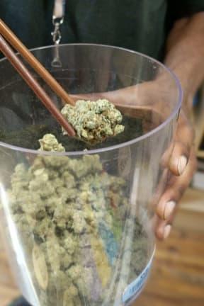 Spike In Sales ExpectedAt Massachusetts Dispensaries After CT, RI Legalize Pot