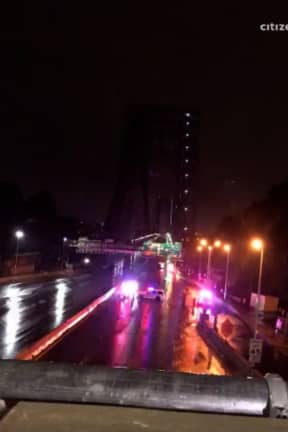 UPDATE: GWB Upper Level Reopened After Police Clear Suspicious Package