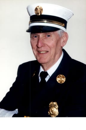 Mount Kisco's Robert Dolan, 81, Former Bedford Hills Fire Chief, Served Community For 56 Years