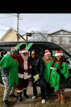 The Grand Helps Poughkeepsie Spread Holiday Cheer