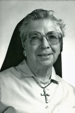 The Eldest Living Maryknoll Sister Mary Paulita Hoffman Dies At 104