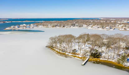 Waterfront LI Home Where Noted Author Wrote Last Novel Lists At $18M