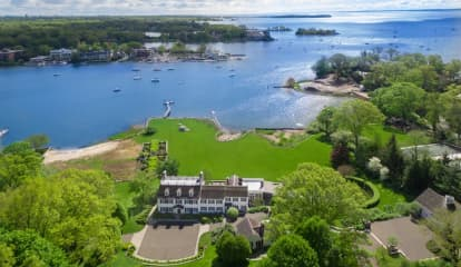Waterfront Estate In Region Sells For $27.75M