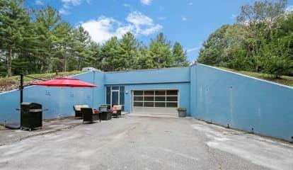 Underground Home Goes On Sale In Massachusetts