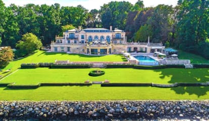 Estate Featured In 'Carlito's Way' With Stunning View Of Long Island Sound Listed At $35M