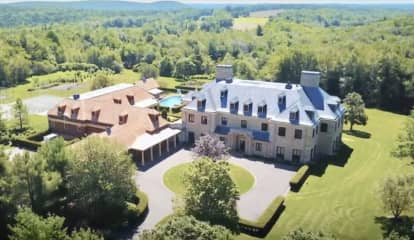 Former Pro Sports Star's CT Estate Hits Market For $16.5 Million