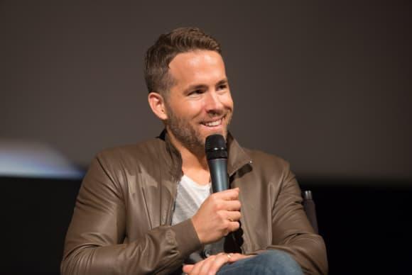 Ryan Reynolds: superhero and family man