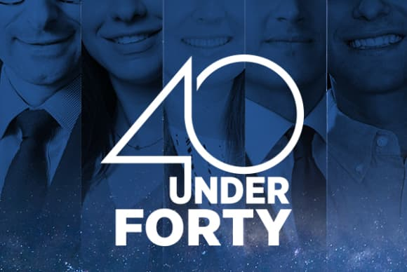 40 Under Forty 2018 Winners