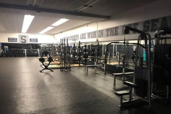 Staples Training Center Lifting Athletes Into 21st Century