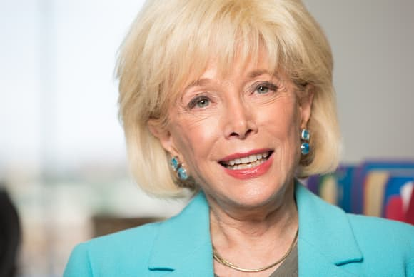 Becoming Lesley Stahl