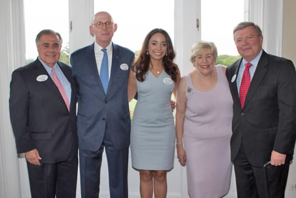 Above the Bar honors five lawyers