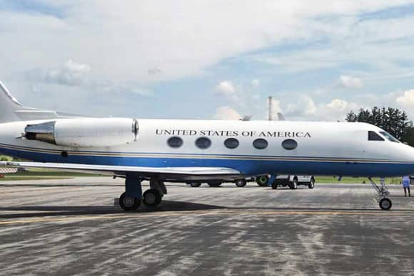 Dutchess Community College acquires ex-Air Force One jet