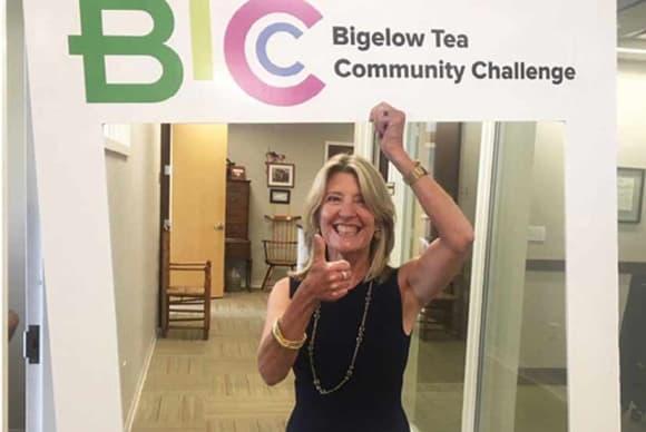 Bigelow Tea Community Challenge coming up
