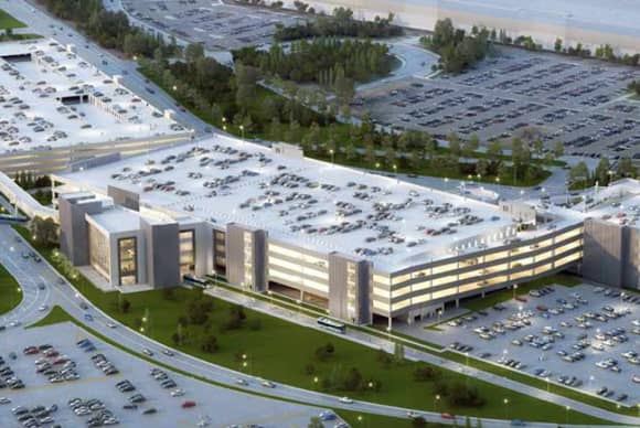 Bradley Airport booming in passenger and freight businesses