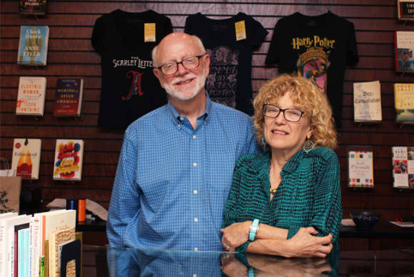 New chapter for Scarsdale couple as they open bookstore