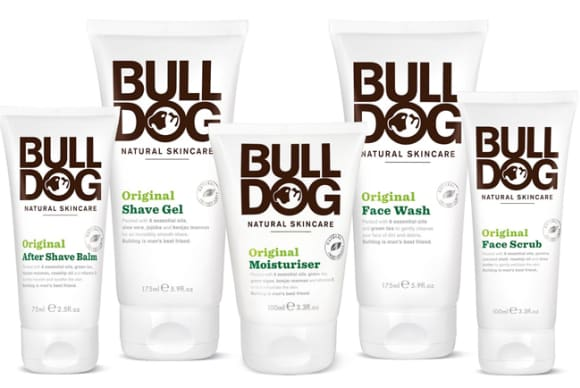 Bulldog Skincare for Men to use sugarcane in its product packaging