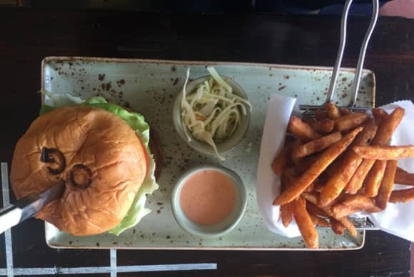 The Old Greenwich Social Club serves up comfort food and more
