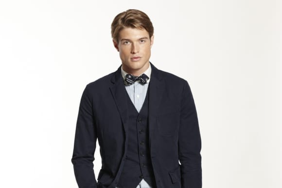 Dressing the modern man