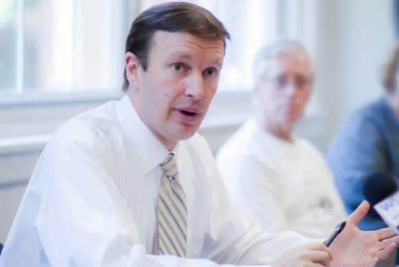 U.S. Sen. Murphy reintroduces HALOS Act for investors in startups