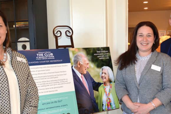 Welcome Center at The Club at Briarcliff Manor opens