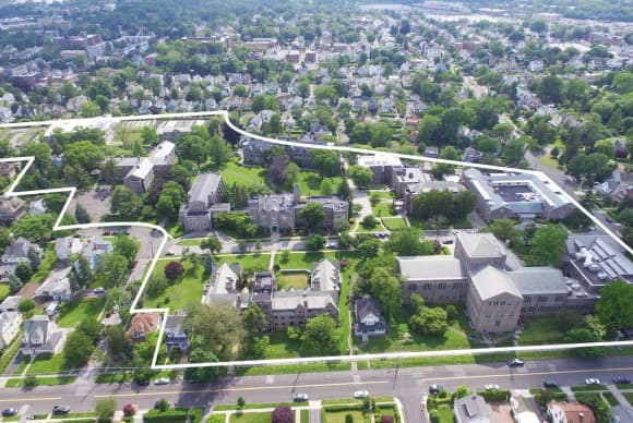 Mercy College leases three College of New Rochelle campuses