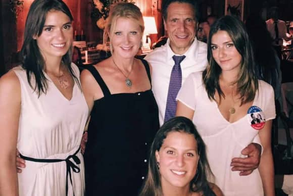 Cuomo lists Westchester home amid tabloid talk of romantic woes