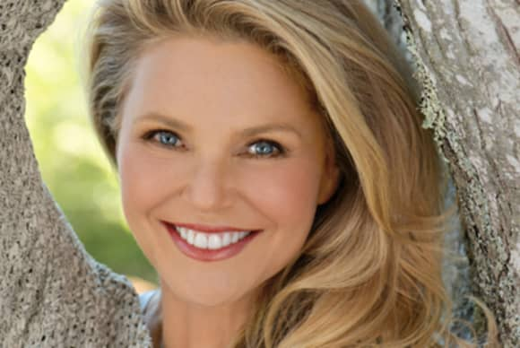 Turning back the clock with Christie Brinkley's new skincare line