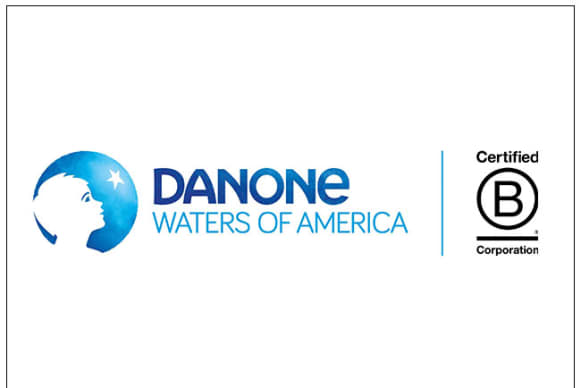 Danone Waters of America gains B Corp Certification