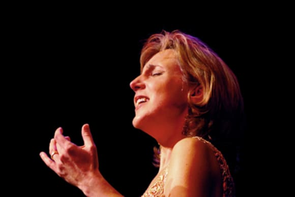 Dawn Upshaw: with a song in her heart