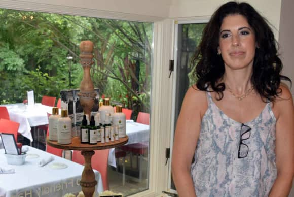 Wilton's Eco Chic Salon creates chemical-free beauty treatments