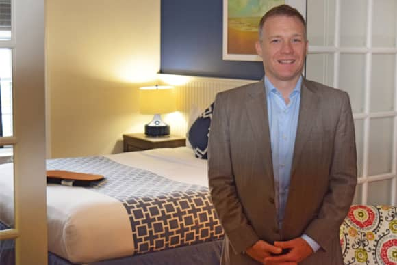 A pair of old Fairfield hotels get a modern makeover